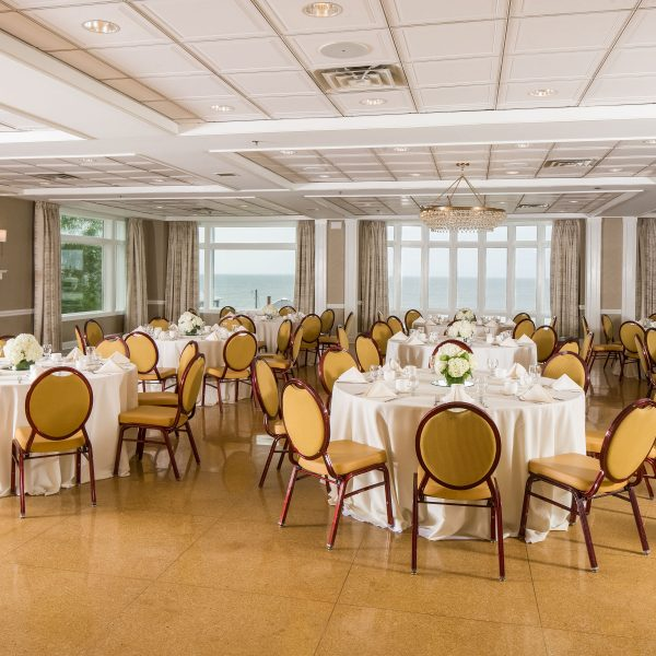 Grand Ballroom at Water's Edge Resort & Spa- Westbrook CT
