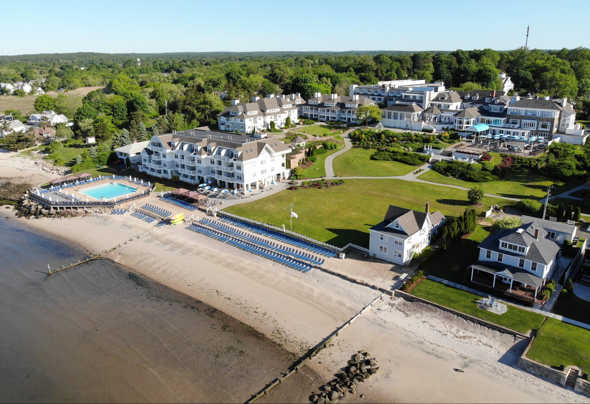 Beach at Water's Edge Resort & Spa- Westbrook CT