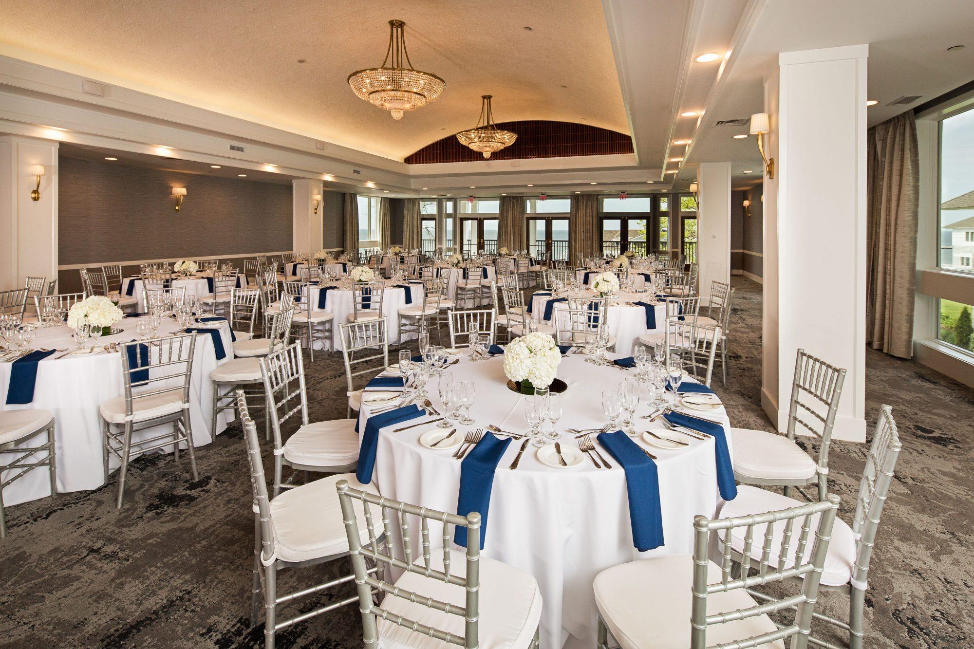 Royal Ballroom at Water's Edge Resort & Spa- Westbrook CT