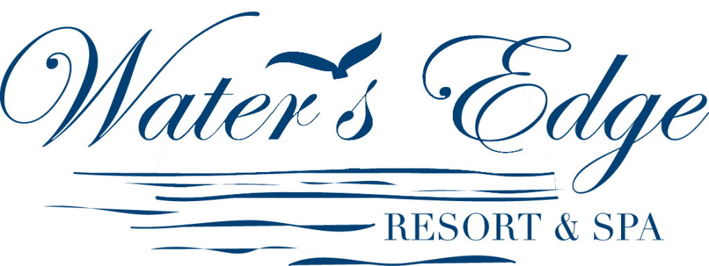 Water's Edge Resort and Spa logo