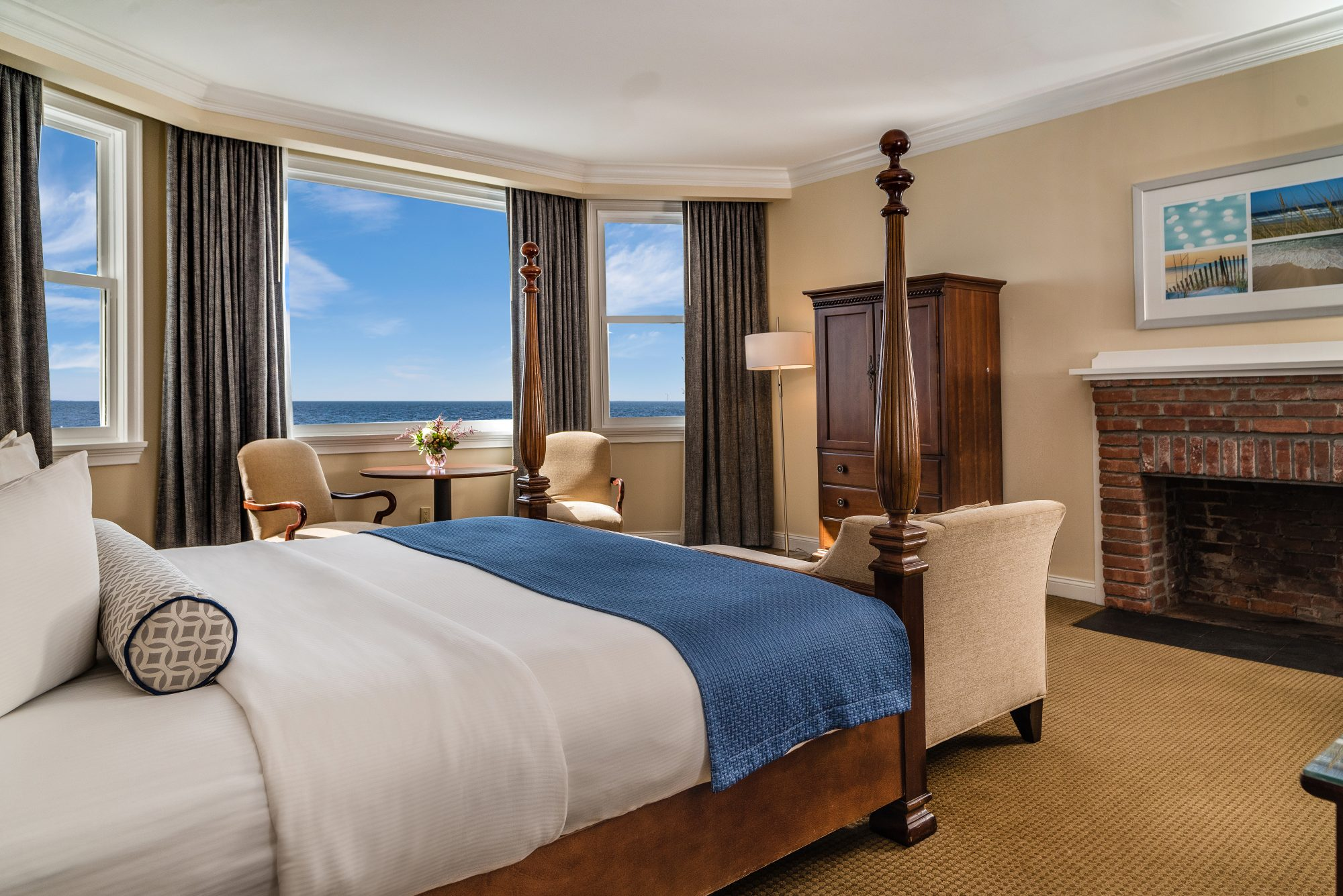 Rooms at Water's Edge Resort & Spa- Westbrook CT