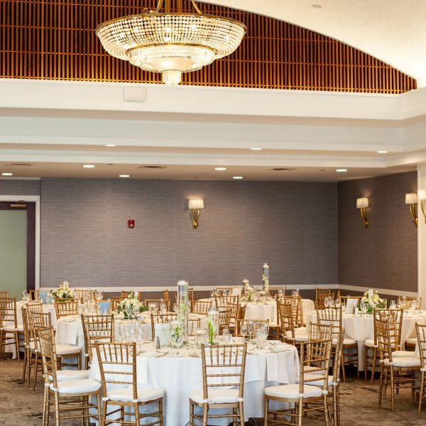 Ballroom at Water's Edge Resort & Spa- Westbrook CT