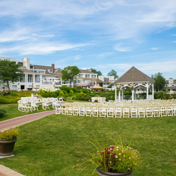 Weddings at Water's Edge Resort & Spa- Westbrook CT
