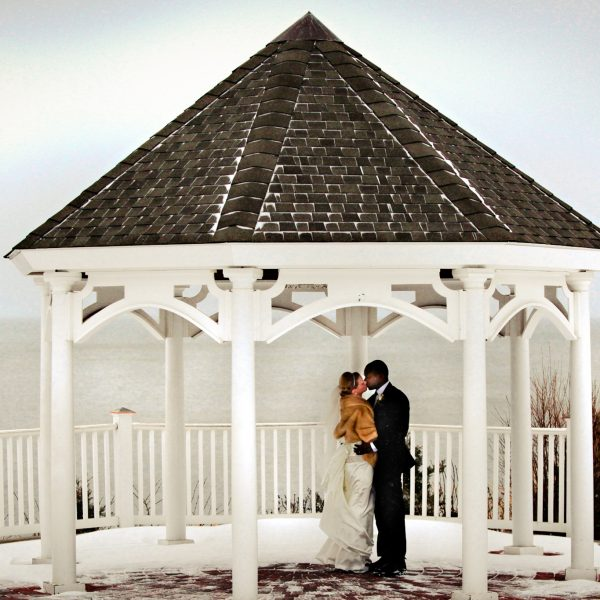 Winter weddings at Water's Edge Resort & Spa- Westbrook CT