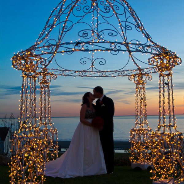 Waterfront weddings at Water's Edge Resort & Spa- Westbrook CT