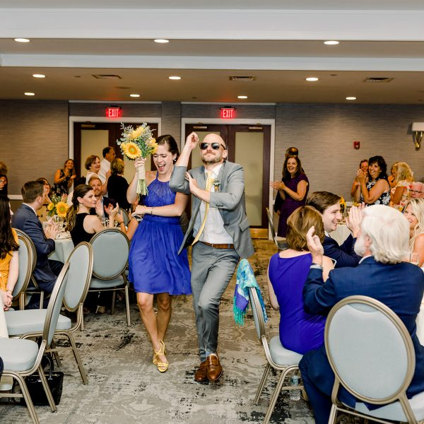 Wedding Reception at Water's Edge Resort & Spa- Westbrook CT