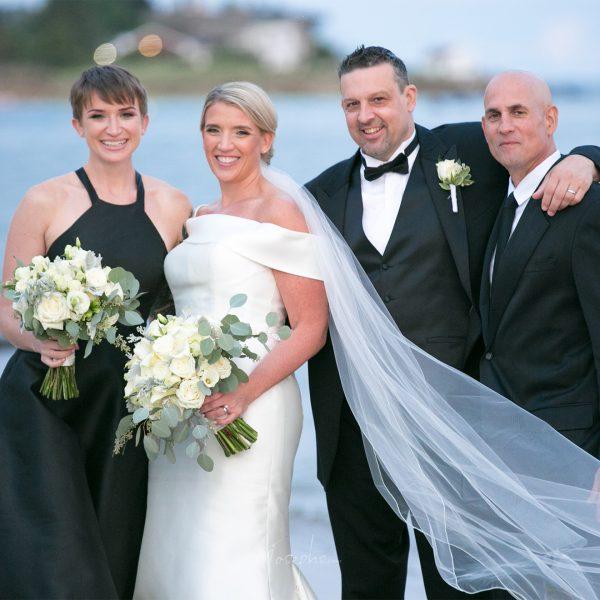 Waterfront weddings at Water's Edge Resort & Spa- Westbrook CT