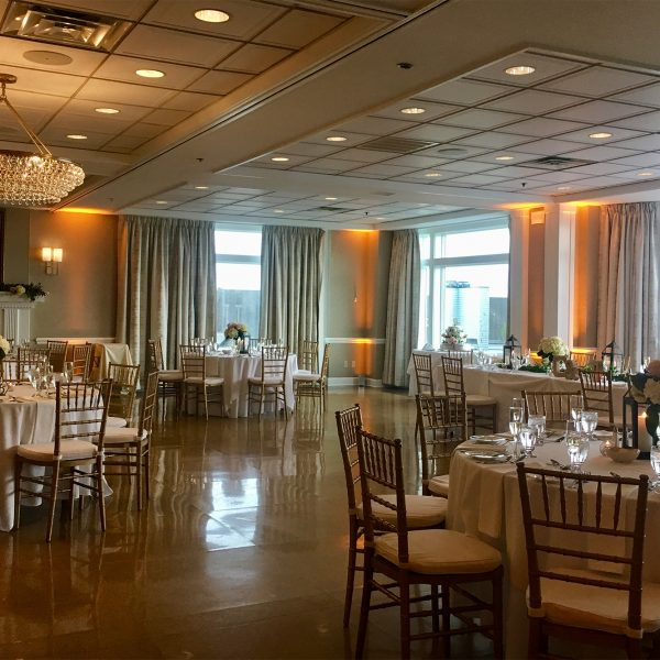 Ballroom at Water's Edge Resort & Spa- Westbrook CT