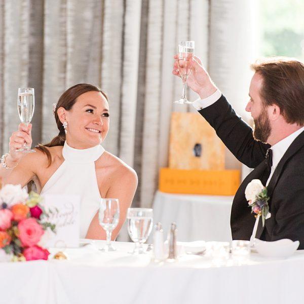 Wedding Receptions at Water's Edge Resort & Spa- Westbrook CT