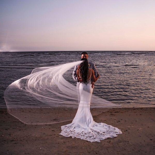 Beachfront Wedding at Water's Edge Resort & Spa- Westbrook CT