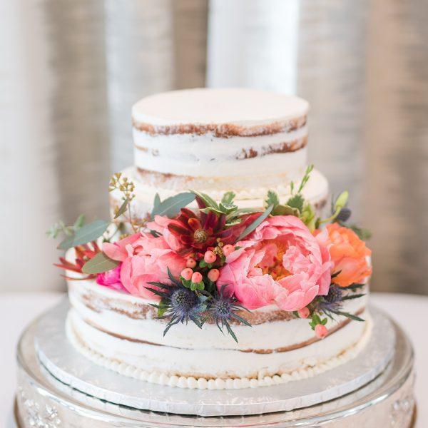 Wedding Cake at Water's Edge Resort & Spa- Westbrook CT