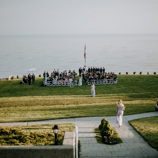Weddings at Water's Edge